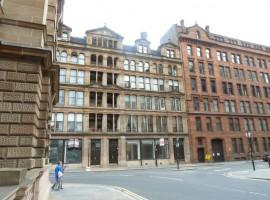 Ground Flat, 20 Montrose St, Glasgow, G1 1RE
