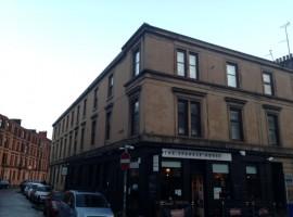Flat 3, 14 Dowanhill St, Glasgow, G11 5QS