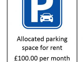 Parking Space, Argyle Street, Finnieston, Glasgow, G3 8LZ