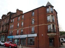 1/1 36 Hillkirk Street Lane, Springburn, Glasgow, G21 1TE